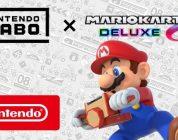 Ontdek een nieuwe manier om Mario Kart 8 Deluxe te spelen met Nintendo Labo