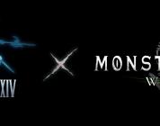 Monster Hunter: World en Final Fantasy XIV Online werken samen