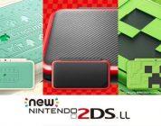 Drie nieuwe edities van New 2DS XL onthuld