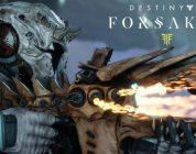 De jacht naar nieuwe wapens en uitrusting in Destiny 2: Forsaken is van start – Trailer
