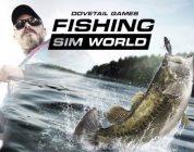 Dovetail Games kondigd Fishing Sim World aan – Trailer