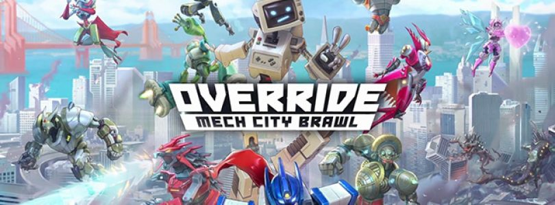 Review: Override: Mech City Brawl