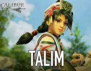Talim keert terug in SoulCalibur VI