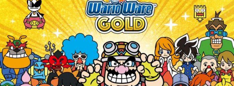WarioWare Gold voor Nintendo 3DS is binnenkort verkrijgbaar