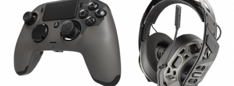 Nacon en Plantronics onthullen headset en controller voor PlayStation 4-gamers