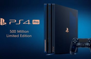 Sony lanceert speciale editie van PS4 om 500 miljoenste console te vieren