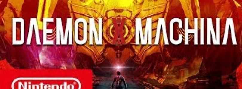 Nieuwe teaser voor Daemon X Machina