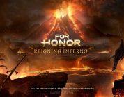 For Honor in-game event Reigning Inferno vanaf nu beschikbaar