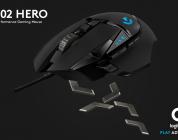 Logitech G502 gaming muis krijgt een nieuwe HERO 16k sensor