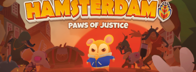Gameplay trailer voor Hamsterdam