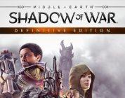 Warner Bros. Interactive Entertainment lanceert de Middle-earth: Shadow of War Definitive Edition – Trailer