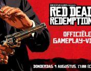 Officiële gameplay video Red Dead Redemption 2 vanaf morgen beschikbaar