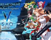 Keer terug naar de virtuele wereld in Sword Art Online Re: Hollow Fragment op Steam