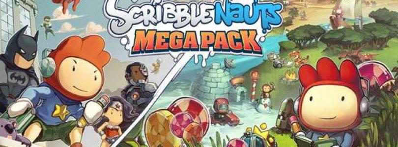 Warner Bros. Interactive Entertainment kondigt Scribblenauts Mega Pack aan