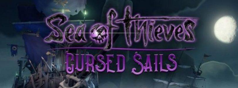 Neem het met meer dan 5 miljoen andere spelers op tegen skeletschepen in Cursed Sails, de gratis update voor Sea of Thieves