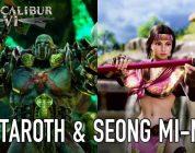 Astaroth en Seong Mi-Na bevestigd voor SoulCalibur VI