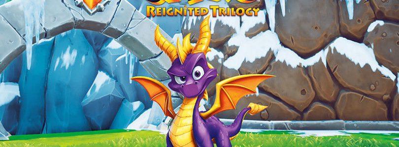 Spyro Reignited Trilogy toont Breeze Harbor gameplay