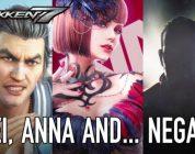 Lei Wulong, Anna Williams en… Negan The Walking Dead komen naar Tekken 7's Season Pass 2