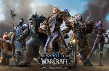 Launchtrailer World of Warcraft: Battle for Azeroth