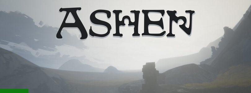 Ashen laat zijn gameplay zien