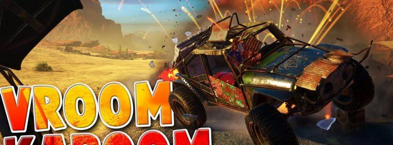 Review: VROOM! KABOOM!