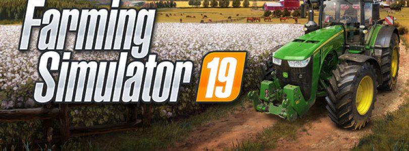 Eerste gameplay trailer voor Farming Simulator 19