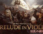 Een spannend nieuw hoofdstuk begint in Final Fantasy XIV Online met Patch 4.4: Prelude in Violet
