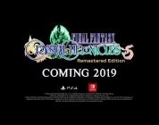 Final Fantasy: Crystal Chronicles Remastered Edition aangekondigd