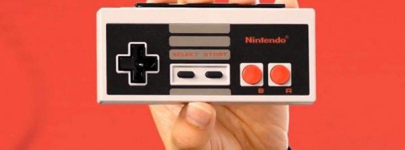 De Nintendo Switch NES-controllers werken enkel met NES-games