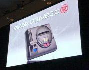 Sega Mega Drive Mini uitgesteld naar 2019