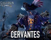 Piraat Cervantes keert terug in Soulcalibur VI