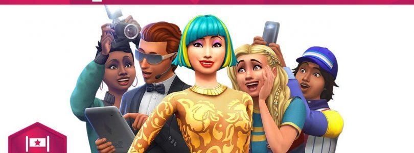 Word een grote ster in De Sims 4 Word Beroemd – Trailer