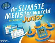 Het is gebeurd! Nu ook De Slimste Mens ter Wereld Junior als bordspel!