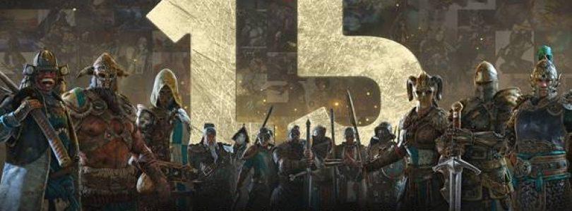 For Honor heeft de kaap van meer dan 15 miljoen spelers bereikt