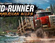 Ga op pad met de MudRunner American Wilds Launch Trailer