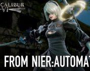 Nier: Automata's 2B komt naar SoulCalibur VI – Trailer