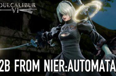 2B uit Nier: Automata komt op18 december naar SoulCalibur VI