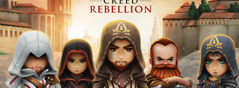 Assassin's Creed Rebellion nu gratis beschikbaar voor Android en iOS – Trailer