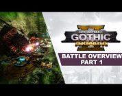 Grote ruimtegevechten in Battlefleet Gothic: Armada 2