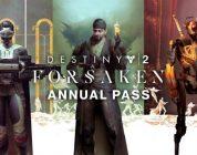 Destiny 2 Forsaken: Season of Forge – Annual Pass trailer