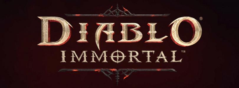 Diablo Immortal voor mobile aangekondigd