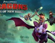 Dreamworks Dragons Dawn of New Riders aangekondigd