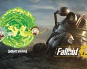 Fallout 76 Livestream met Rick & Morty, Ninja, Logic