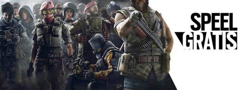 Speel dit weekend Rainbow Six Siege gratis – Trailer