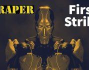 Red de mensheid in Scraper: First Strike voor PlayStation VR