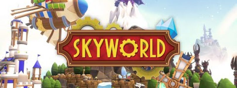 Skyworld: Kingdom Brawl toont eerste gameplay