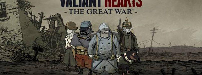 Valiant Hearts: The Great War nu verkrijgbaar voor Nintendo Switch – Trailer