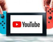 YouTube vanaf nu beschikbaar op Nintendo Switch
