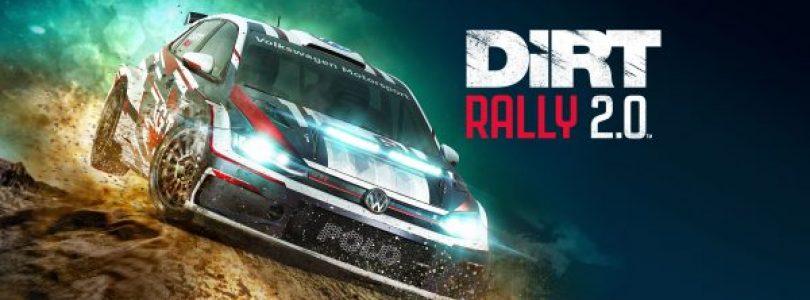 Nieuwe DiRT Rally 2.0 trailer toont officiële FIA World Rallycross Championship content