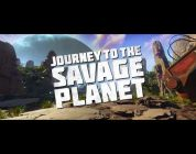 Verken een onbekende wereld in Journey to the Savage Planet